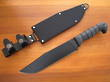 Ka-Bar Large Heavy Bowie Tactical Survival Knife - 1277