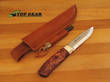 Karesuando Boar Survival Knife with Firestarter - 3586