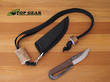 Kellam Neck Knife, High Carbon Steel - HM39