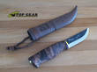 Kellam Striker Hunting Knife - High Carbon Steel WP4