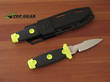 Kershaw Sea Hunter Diving Knife with Pointed Tip - 1008