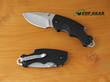 Kershaw Shuffle Pocket Knife, Black Beads Blasted - 8700