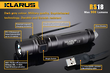 Klarus RS18 Rechargeable LED Torch - 900 Lumens