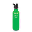 Klean Kanteen Classic Stainless Steel Bottle with Sports Cap 3.0- 27 Oz-800 ml Organic Garden