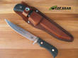 Knives of Alaska Boar Hunter / Pig Sticker Knife - 849FG