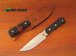 Knives of Alaska Bush Camp Bushcraft Knife - 14FG
