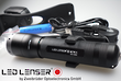 LED Lenser M7R-X Rechargeable LED Torch - 600 Lumens - 8307-RX