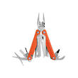 Leatherman Charge Plus Multi-Tool, G10 Handle, Orange - 832782