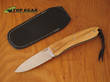 Lion Steel Opera Lockback Knife, D2 Tool Steel, Olive Wood Handle -  8800UL