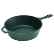 Lodge Cast Iron Cookware Pre-Seasoned Cast Iron Saute / Fry Pan, 26 cm - L8DSK3