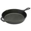 Lodge Cast Iron Cookware Pre-Seasoned Cast Iron Skillet, 26 cm - L8SK3