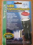Terralux 140 Lumen LED Upgrade for Maglite 2, 3 Cell C&D Torch - TLE - 6EXB