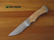 Marttiini Mbuba MBL Folding Knife with Curly Birch Handle - 930115