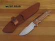 Maserin Hunting and Survival Knife, N690 Steel - 986/CO