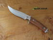 Maserin Siberian Fixed Blade Knife, Olive Wood Handle - 987
