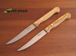 Maserin Steak Knife with Olive Wood Handle - 632212