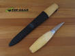 Mora  Basic Wood Carving 122 Knife - 6 cm