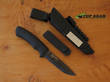 Mora Bushcraft Ultimate Survival Knife Set, Black - 11742