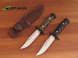 Muela ALCE Premium Bowie Knife - Black 7101 or Olive 7102
