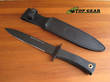 Muela Scorpion Tactical Fixed Blade Knife - 19N