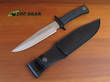 Muela Scorpion Tactical Fixed Blade Knife - 18W