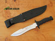 Muela Scorpion Tactical Knife with Sawback Blade - 85-181