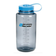 Nalgene Wide Mouth Drinking Bottle, 1 Litre, BPA Free - Grey