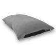 Nemo Fillo Inflatable Backpacking and Camping Pillow, Nimbus Grey - 01472