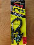 Nite Ize Large Figure 9 Carabiner with Rope - C9L-03-01