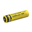 Nitecore NL188 Rechargeable 18650 Li-on Battery with Protection Circuit - 3200mAh