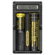 Nitecore UM20 2-Bay LCD Li-ion Battery Charger