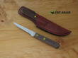 Old Hickory Mini Fillet Knife with Leather Sheath - 7028