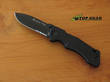 Ontario King Cutlery Black Tac Folding Knife - 8793