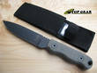 Ontario Ranger SHIV Tactical Knife with black Micarta Handle - 9411BM-SHIV