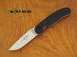 Ontario Knife Company RAT II Pocket Knife with black Handle - 8860SP