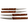 Ontario Robeson Viking 4-Piece Steak Knife Set - 6416