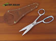 Ontario Upland Game Shears with Leather Sheath - 700UG