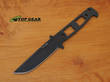 Ontario Vulpine Skeletonized Survival Knife - 6518