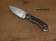 Otter Knives Milan Hunting Knife, Bohler N690 Stainless Steel, Buck Horn Handle - RWF 04 B HH