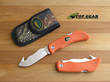 Outdoor Edge Pocket Hook Knife, Blaze Orange - GHB-50