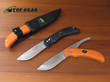 Outdoor Edge Swing Blaze Hunting Knife - SZ-20-N Orange
