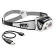 Petzl Reaktik + Rechargeable LED Headlamp - 300 Lumens E95 HNE