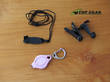 Photon Freedom Micro Personal Safety Keychain Light - Pink 540
