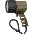 Princeton Tec Sector 5 LED Spotlight/Dive Light, 550 Lumen, Olive Drab - SPOT-OD