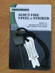 NDUR Scout Firesteel and Striker, Small - 21315