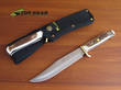 Puma SGB Bowie Knife with Staghorn Handle - 6116396