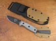 Ontario RAT-3 Knife with Sheath System - RC-3PM-MB