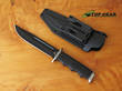 Browning Black Label Point Blank Bowie Knife - 320111BL