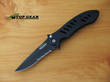 Remington Sportsman F.A.S.T. Medium Folding Knife, Black - 19072