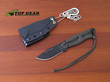 Ruana Americana Smokejumper Knife - 1095 High Carbon Steel